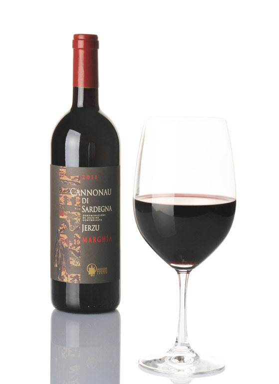 cannonau marghia